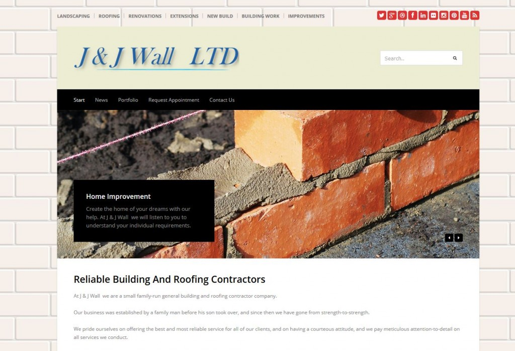 J & J Wall LTD Reliable Building And Roofing Contractors