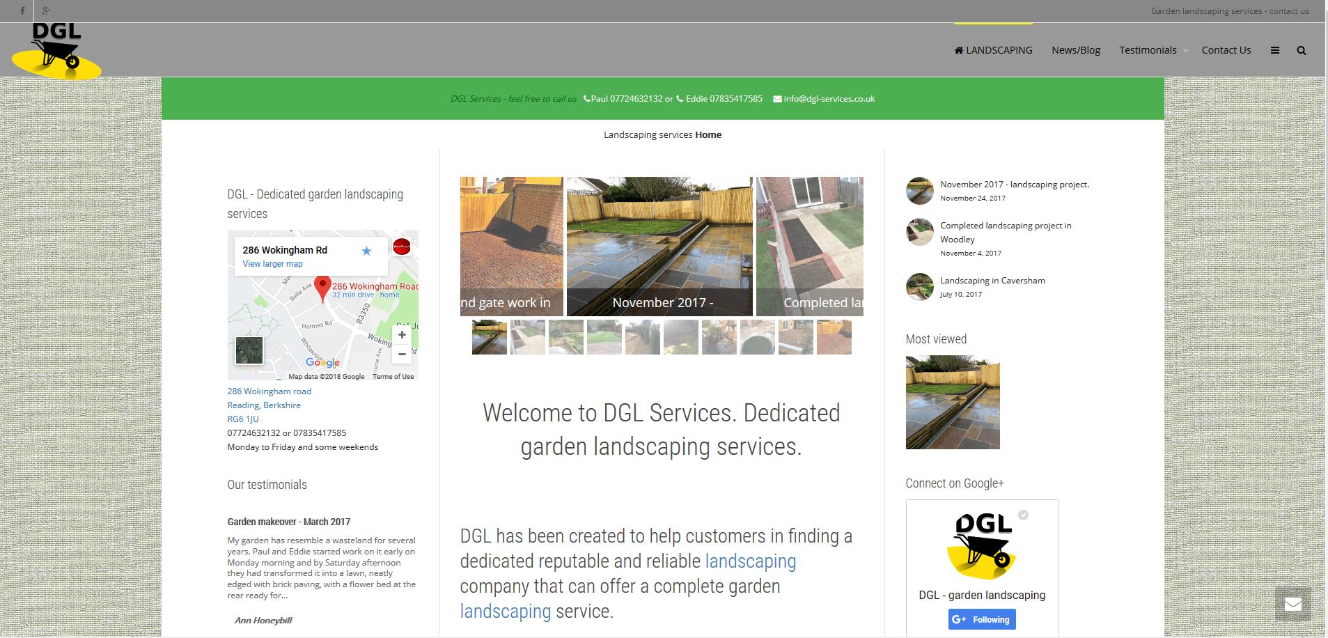 dgl-services.co.uk